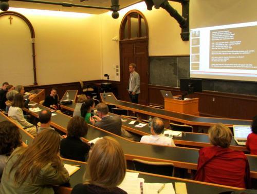 Professor Adrian Daub presentation