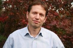 Max Kade Visiting Professor Christian Sieg