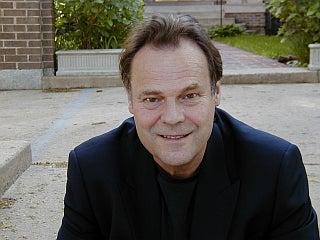 Writer in Residence Peter Schneider
